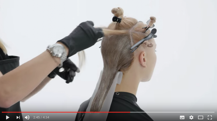 COLOUR TECHNIQUE: Tone On Tone Shading – ©ustom collection blondes 2016