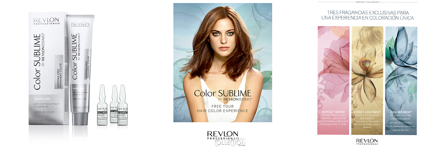 Color Sublime by Revlon Professional